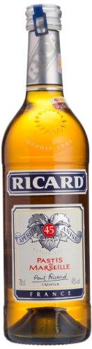 Ricard, Pastis de Marseille, 45%vol. 1 Liter - 1