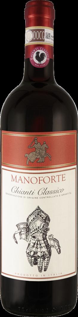 Rotwein Storiche Cantini di Radda in Chianti Manoforte Chianti Classico DOCG Toskana 14,65€ pro l
