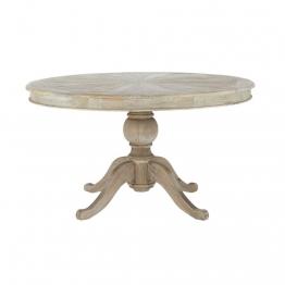 Runder Esstisch aus Holz, D 140cm