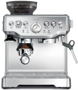 Sage Espresso-Maschine Blumenthal Barista Express Edelstahl