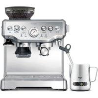 Sage Espressomaschine The Barista Express SES875BSS2EEU1A