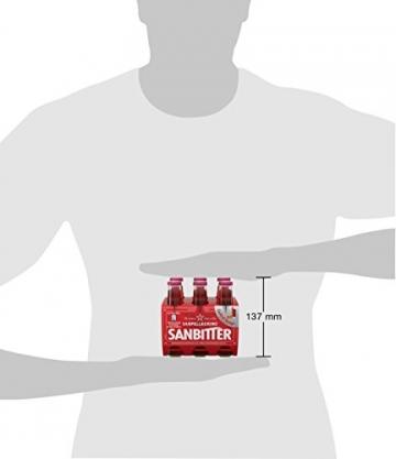 Sanbittèr | Alkoholfreier Aperitif aus Italien | Bittersüß-herbes Aroma | Aus Zitrusfrüchten und feinen Alpenkräutern | Für Mixgetränke | Von der Kultmarke San Pellegrino |  24er Pack (24 x 98ml) - 7