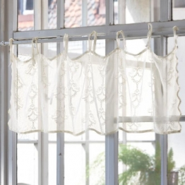mediterrane gardinen vorh nge in gro er auswahl hier im. Black Bedroom Furniture Sets. Home Design Ideas