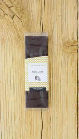 Schokolade Pure Dark Zartbitter FrischeParadies