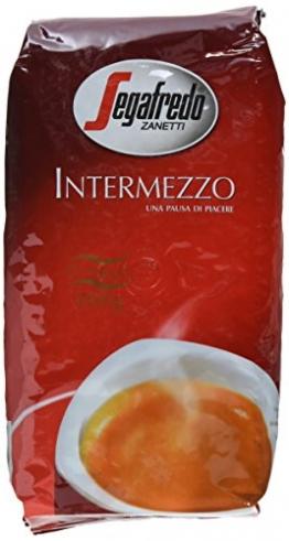 Segafredo Kaffee Espresso - Intermezzo, 1000g Bohnen - 1