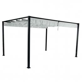 Siena Garden Sky Sonnendach 400x300 cm Aluminium/Stahl/Polyester