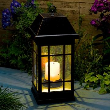 solar laterne la candela klein shop ambiente mediterran. Black Bedroom Furniture Sets. Home Design Ideas