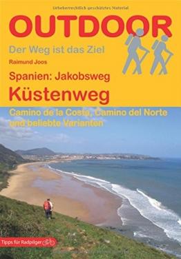 Spanien: Jakobsweg Küstenweg (Der Weg ist das Ziel) - 1