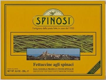 Spinosi   Fettuccine Agli Spinaci - 1