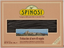 Spinosi   Fettuccine al Nero di Seppia - 1
