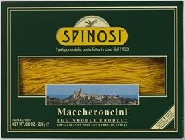 SPINOSI - Maccheroncini - Pasta - Eierbandnudeln - 1