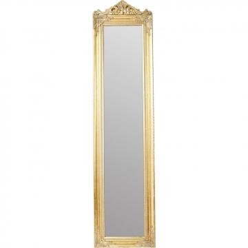 Standspiegel Barock Gold