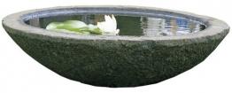 Steinschale (kleine Version, Ø 50 cm)