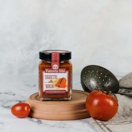 Sugo mit Tomaten und 'Nduja aus Kalabrien