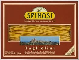 Tagliolini von Spinosi - 1