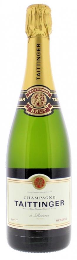 Taittinger brut reserve Champagner - Champagner-Haus Taittinger, 0.75 l