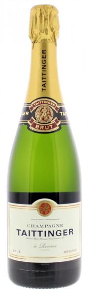 Taittinger brut reserve Champagner