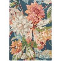 Teppich 'Dahlia & Rosehip' (mittelgroß, 240 x 170 cm), Teppich