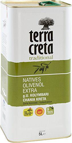 Terra Creta Extra Natives Olivenöl, 5 l - 1