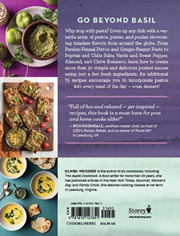The Pesto Cookbook: 116 Recipes for Creative Herb Combinations and Dishes Bursting with Flavor - 2