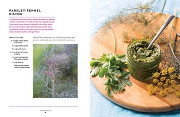 The Pesto Cookbook: 116 Recipes for Creative Herb Combinations and Dishes Bursting with Flavor - 4