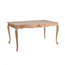 Tisch Dorothee 160x80x78cm, natural, 160 × 80 × 78 cm