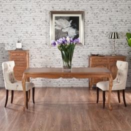 Tisch Dorothee 180/240x90x76cm, natural, 180/240 × 90 × 76 cm