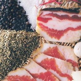 Toskanischer Schweinebauch Finocchiata di Montefioravalle