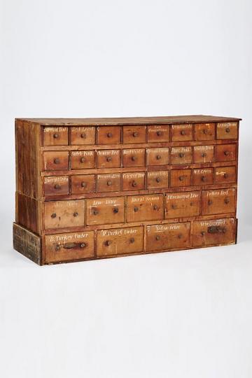 Treasured Trinkets Kommode - Assorted