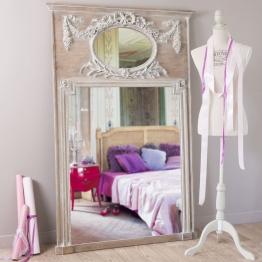 Trumeau-Spiegel MIRANO aus Holz, H 160cm