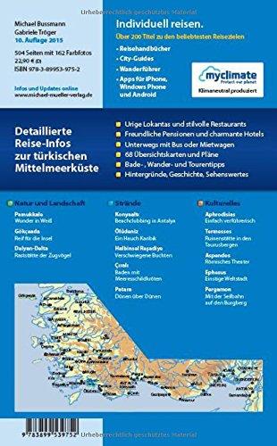 Türkei Mittelmeerküste: Reiseführer mit vielen praktischen Tipps. - 2