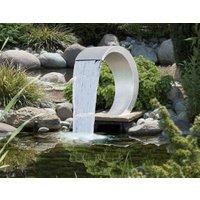 Ubbink MAMBA Wasserfall Element Edelstahl 54cm