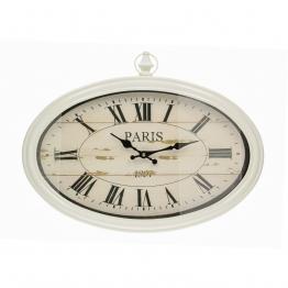 Uhr Paris 50x39cm, 50 × 5,5 × 34,5 cm