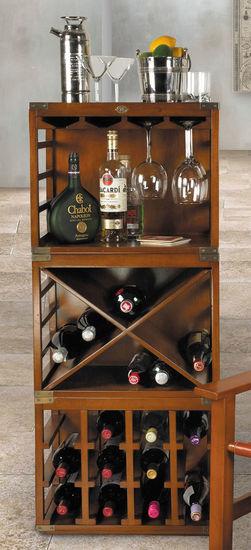 Variables Wein Und Gläserregal Taverna 3 Teilig Shop Ambiente