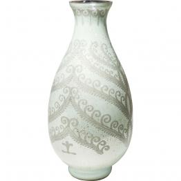 Vase Marrakesh Türkis