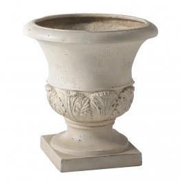 Vase MEDICIS aus Kunstharz, H46