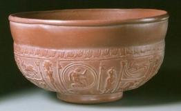 Venus-und-Mars-Schale, Porzellan