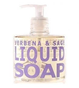 Verbena & Sage Liquid Soap 300 ml by Eau d'Italie by Eau d'Italie - 1