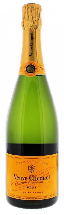 Veuve Clicquot brut Champagner - Veuve Clicquot, 0.75 l