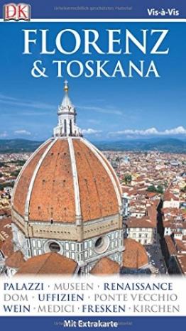 Vis-à-Vis Reiseführer Florenz & Toskana: mit Extrakarte und Mini-Kochbuch zum Herausnehmen - 1