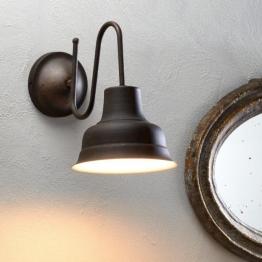 Wandlampe in zwei Farben Sidney