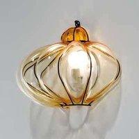 Wandleuchte SULTANO aus Murano-Glas, 29 cm