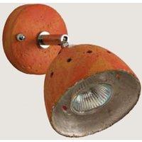 Wandstrahler Noceto orange
