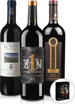 Wein-Geschenkbox `Bestseller Rotwein`