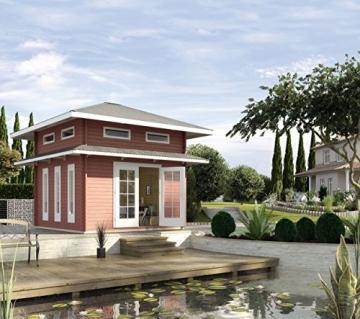 Mediterrane Gartenhäuser gartenhaus toskana mit schlafboden shop ambiente mediterran