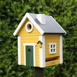 Wildlife Garden Multiholk Nistkasten Vogelhaus VILLA PLUS Holz