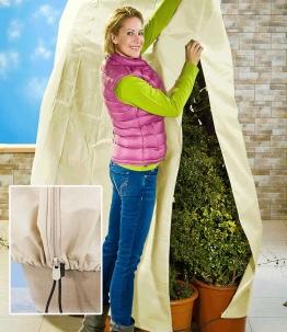 Winterschutz Vlieshaube für Pflanzen 240x200cm
