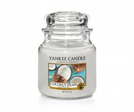 Yankee Candle Duftkerze Coconut Splash 411 g