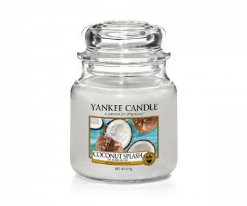 Yankee Candle Duftkerze Coconut Splash 411 g